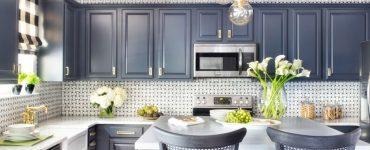 repeindre les meubles cuisine
